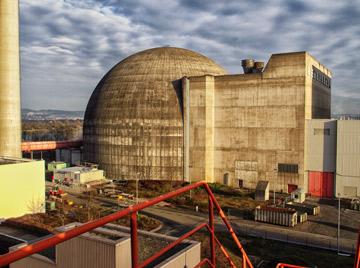 Ruckbau Kernkraftwerk Mulheim Karlich
